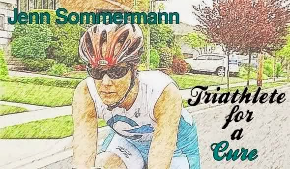 Jenn Sommermann: Triathlete for A Cure