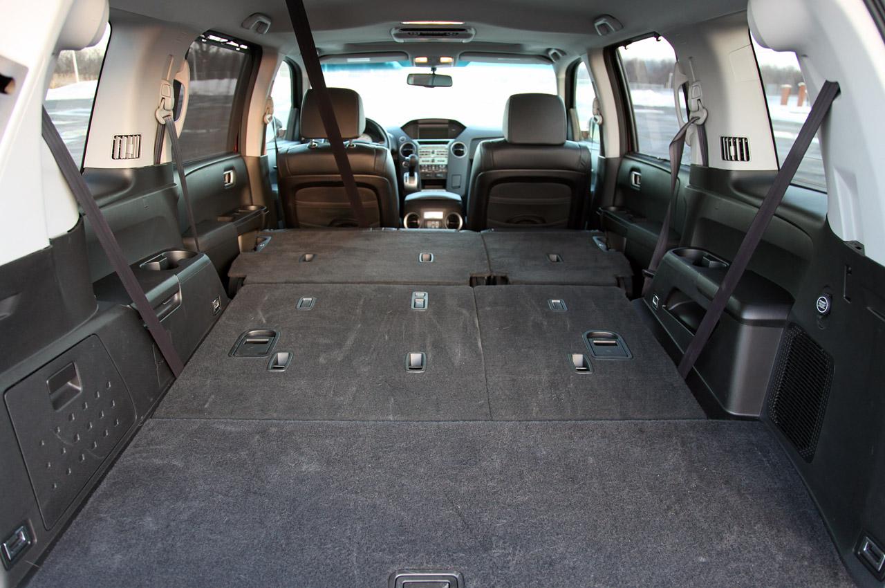 2012 Honda Pilot 4wd Touring Specs Auto Car Reviews