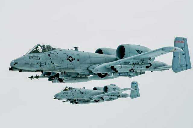 Military News - Lawmakers readying legislation to block A-10 cuts