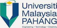 Jawatan Kerja Kosong Universiti Malaysia Pahang (UMP) logo