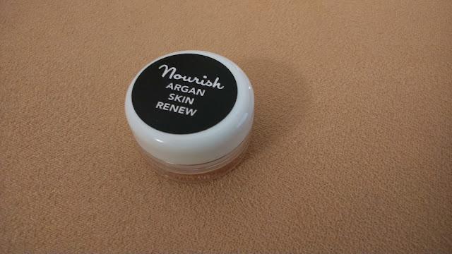 Nourish Skincare Argan Skin Renew
