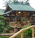 Ahli Pembuatan Taman | Dekoratif taman  | Jual rumput Gajah mini murah | Rumput Golf  | Rumput Jepang | Mengerjakan landscape taman | Kolam minimalis | Air mancur | Batu alam | Macam Tanaman hias | Pohon pelindung | Pupuk tanaman | Saung Taman | Tanaman buah