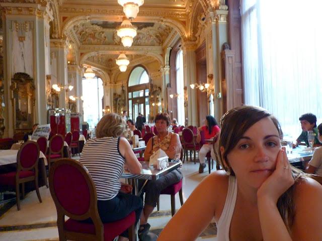 Cafe de nueva york, budapest