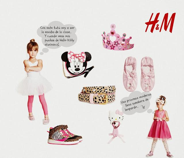 Regalos Niña H&M