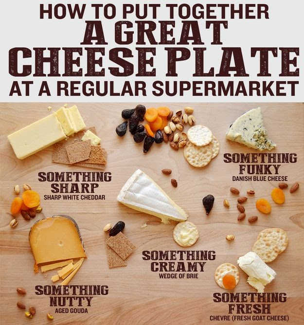Wine and cheese party planning tips supermarket cheese