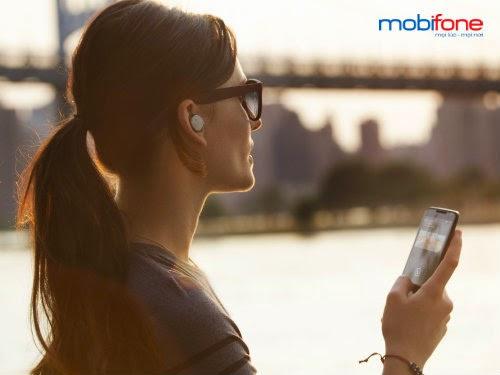 Mobifone khuyến mại 50% nạp thẻ ngày 06/05/2015