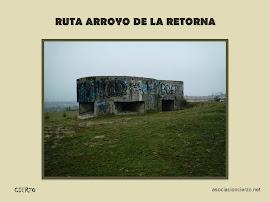 Ruta Arroyo de La Retorna