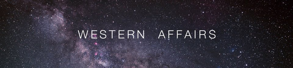 Western Affairs // Official Site