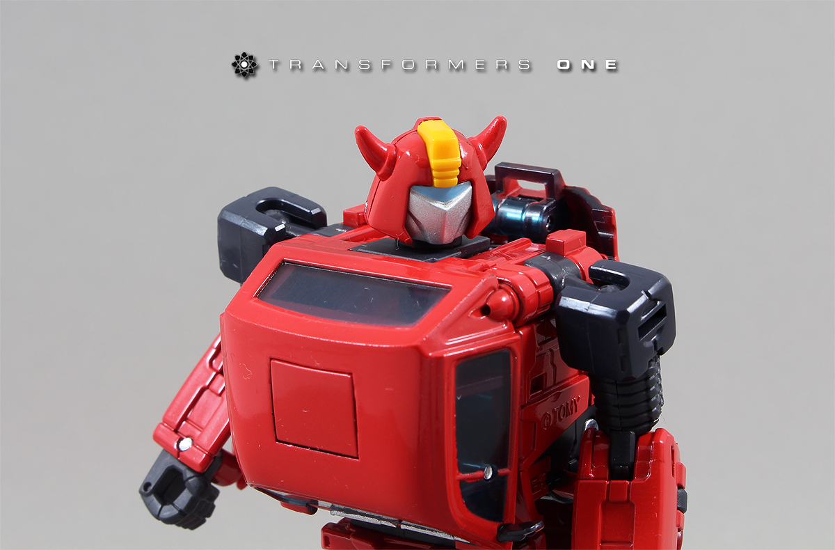 Masterpiece MP-21R Bumble Red Body Article Redbee12x