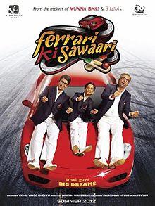 Movie Preivew : Ferrari Ki Sawaari