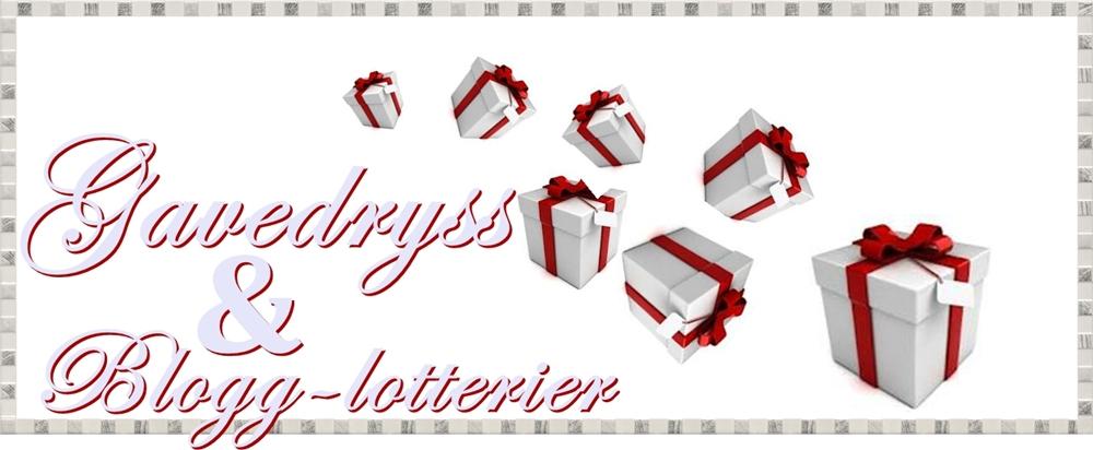 Gavedryss og Blogglotterier