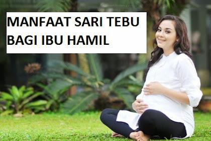 Manfaat Sari (Air) Tebu Bagi Ibu Hamil
