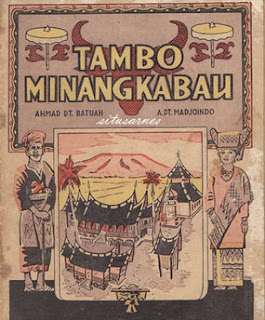 Asal Suku Minang Menurut Tambo photo 1