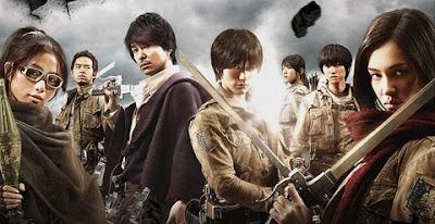 10 Movie Live Action Terburuk 2015 di Jepang Versi Majalah HiHo
