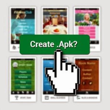 Cara Buat Aplikasi Android Via Online