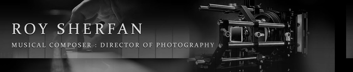 Roy Sherfan | Cinematographer | Composer
