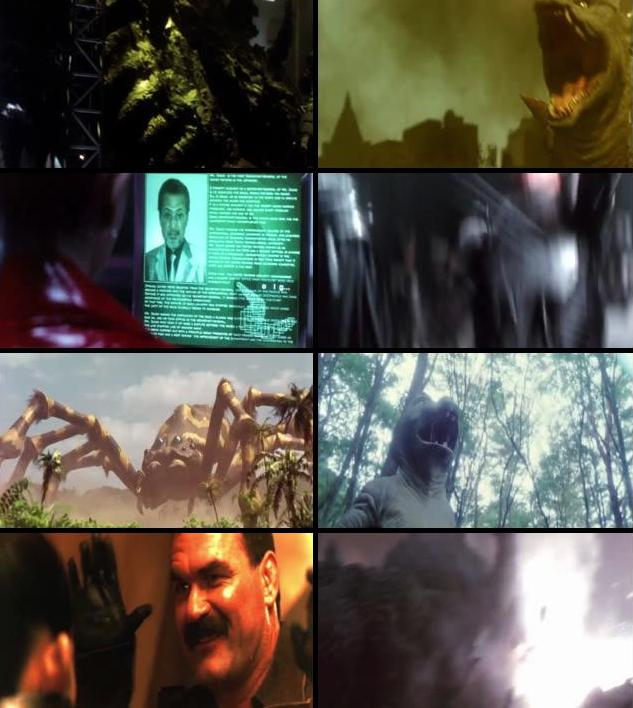 Godzilla Final Wars 2004 Dual Audio Hindi 480p BRRip 350mb