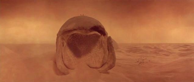Sandworm (o gusano de arena en español)