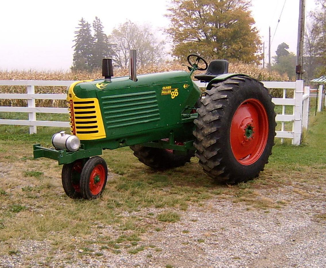 Tractor Pull Tractors : Hymark high spots october