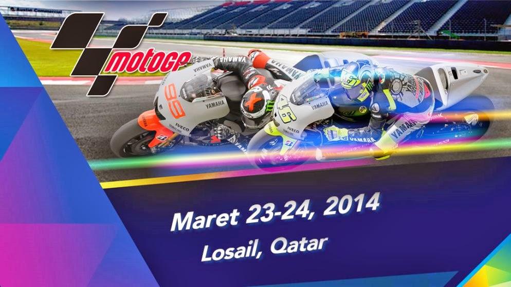 Jadwal race MotoGP musim 2014 . . .