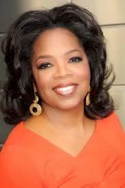 Truly an inspiration - Oprah Winfrey
