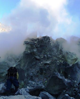 Volcano Sumbing Trekking