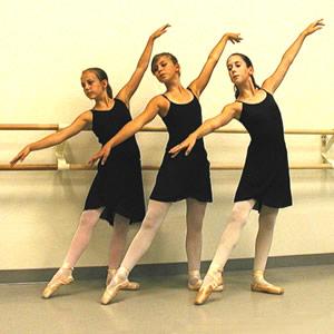 clases de ballet infantil