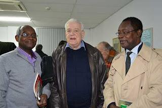 Teophile Ambadiang, Maz Liniger Goumaz, Eugenio Nkogo Ondó