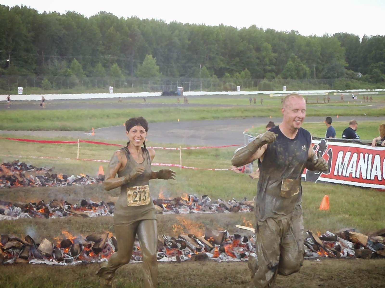 rugged maniac fire jump