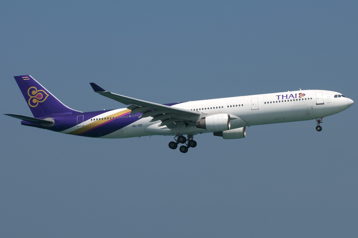 Download this Thai Airways Tef Phuket Report picture