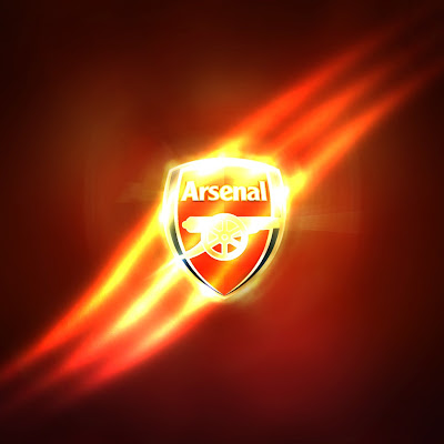 Arsenal FC London download free wallpapers for Apple iPad