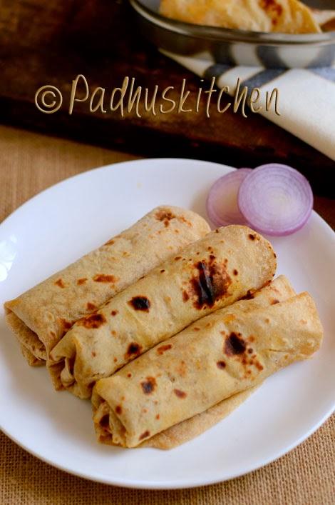 Chapati Rolls