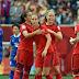 Alemanha goleia Tailândia e vai às oitavas do Mundial feminino como líder