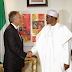 Photo: Tony Blair Visits Buhari