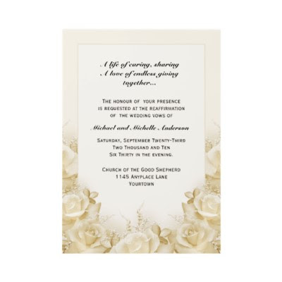 writing your own wedding vows examples