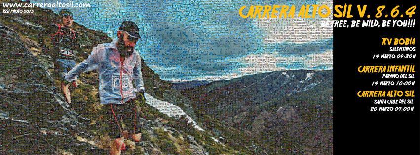 Carrera por Montaña Alto Sil - Alto Sil Trail