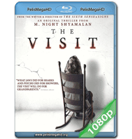 LA VISITA (2015) FULL 1080P HD MKV ESPAÑOL LATINO