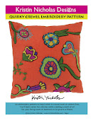 Quirky Crewel Embroidery PDF