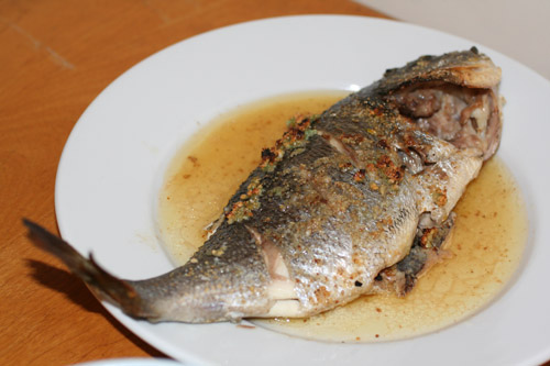 How to cook fish abtij for Cooking fish in microwave