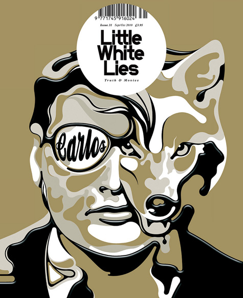 Little White Lies Carlos Wolf Cover