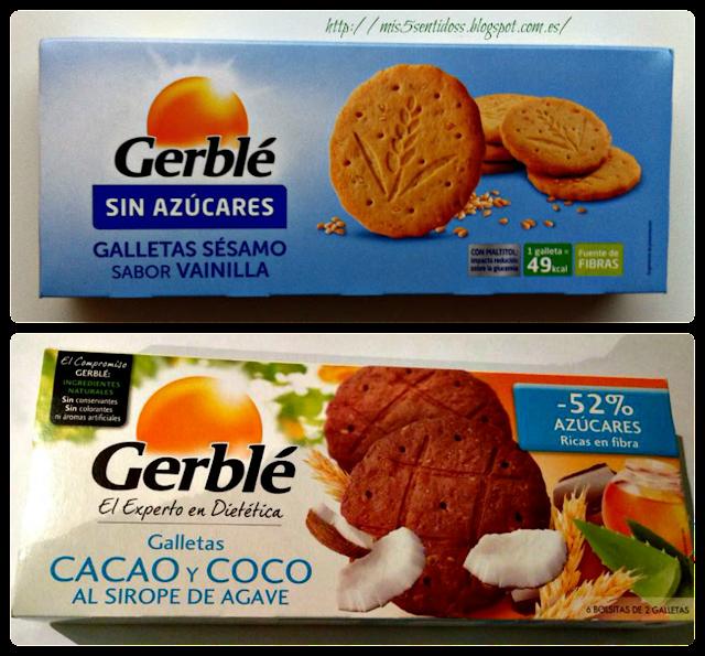 Degustabox Gerblé