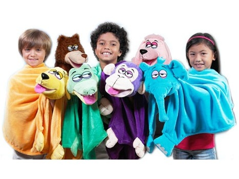 CuddleUppets