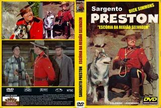 SARGENTO PRESTON - ESCÓRIA DA REGIÃO SELVAGEM