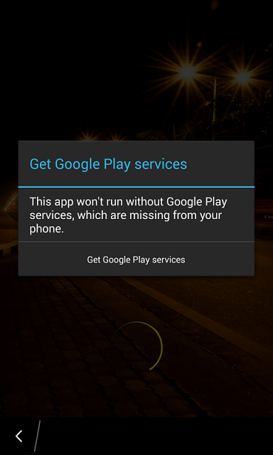 Cara Instal Google Play Service Di Blackberry 10