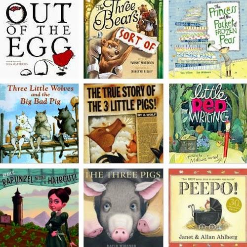 http://www.wherethebooksare.com/blog-1/2015/2/2/conversation-starters-fracturing-fairytales