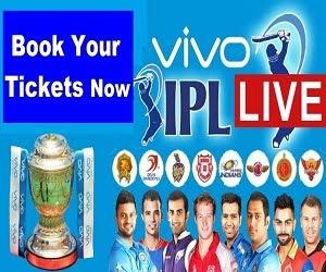 Click to Book IPL 2018 Tickets Online