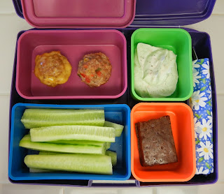 Eggface+Turkey+Mini+Meatloaf+Bento+Box+Lunch Weight Loss Recipes A day in my pouch