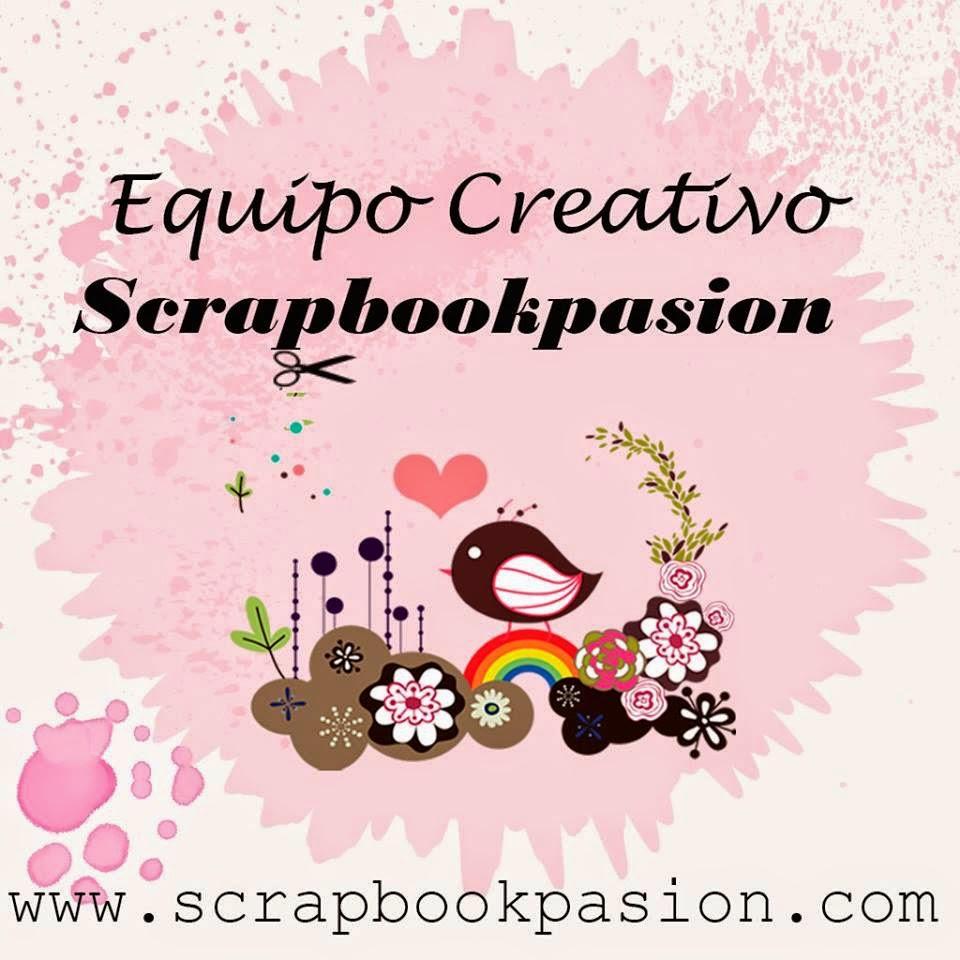 Scrapbookpasión