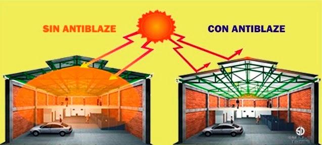 aislante térmico para techos y cubiertas