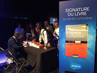 Vente complexe, pval, P-Val, Laurent Dugas, Salesforce, Salesforce World Tour
